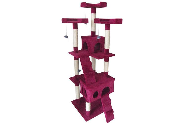 faire un arbre chat arbre chat natural home ii fabriquer un arbre chat comment faire un arbre. Black Bedroom Furniture Sets. Home Design Ideas