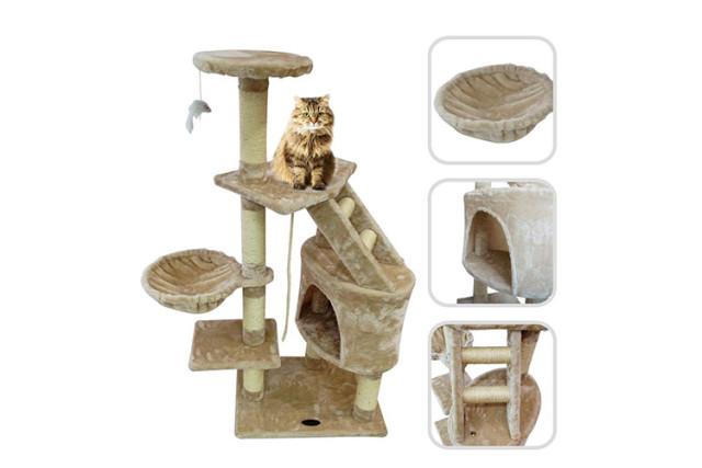 Lolipet, s'agit-il simplement du meilleur arbre à chat jamais conçu ?