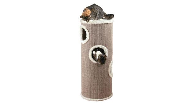 Trixie 4338 arbre à chat, l'accessoire idéal pour votre félin