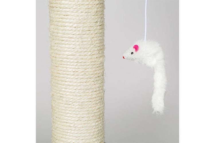 tectake arbre à chat griffoir grattoir avis